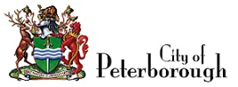 Peterborough Crest and Logo
